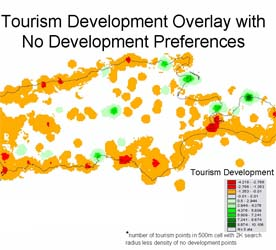 Image of Tourism Development Preferences on Kangaroo Island